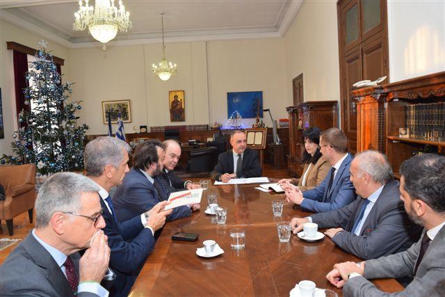 Επενδυτικό ενδιαφέρον για Μακεδονία και Θράκη από Ιταλικό κολοσσό με έσοδα άνω των 12 δισ. ευρώ
